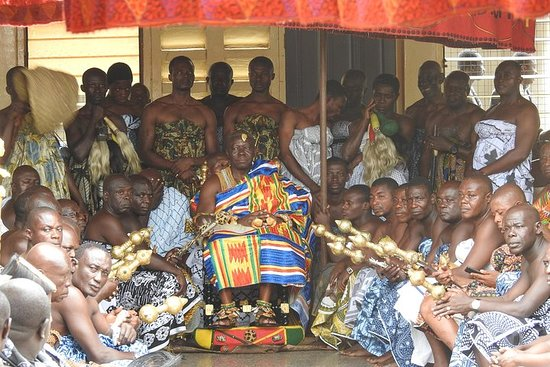 Un sabor de África occidental - Ghana...