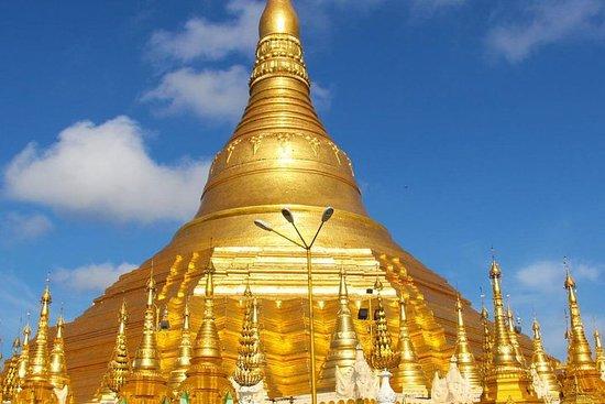 Capitais Acient da Tour de Mianmar