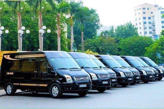 Privat Transfer: Nha Trang Flyplass Cam Ranh (CXR) til Hoteller i Nha...