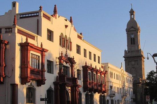Recorrido privado por la ciudad de La Serena y Coquimbo con almuerzo...