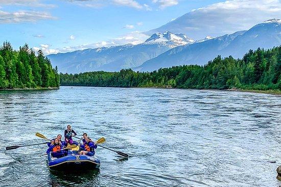 Galleggiante del fiume Columbia