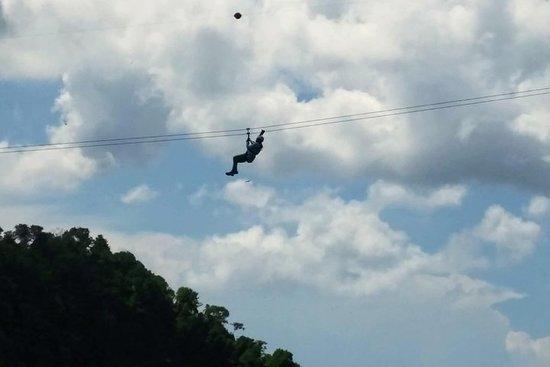 Trinidad Zip-Line Experience