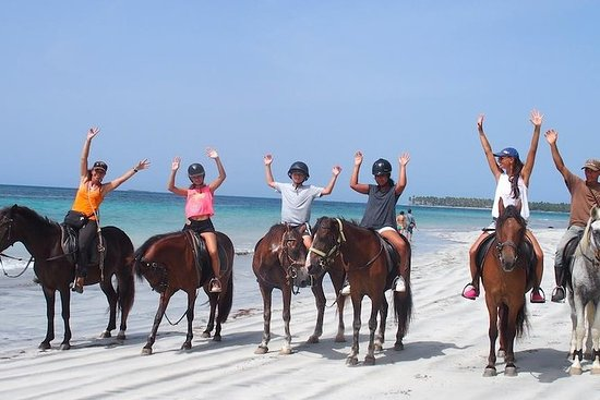 Ride Horses on the Beach