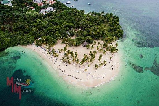 Parque Nacional Los Haitises e isla...