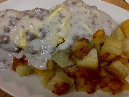 Rockland, MA: Biscuits & Gravy