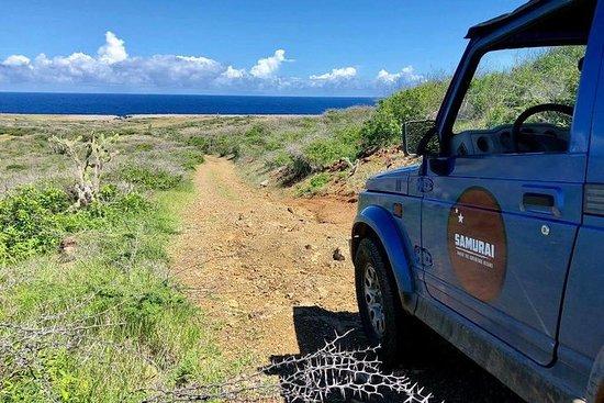 INACTIVE Private All Inclusive Jeep trip to Shete Boka National Park Photo