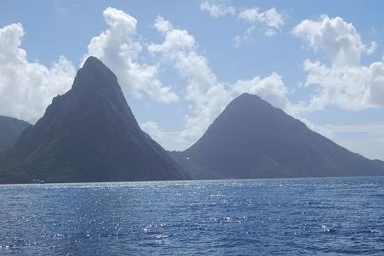 Coastal Cruise in St. Lucia