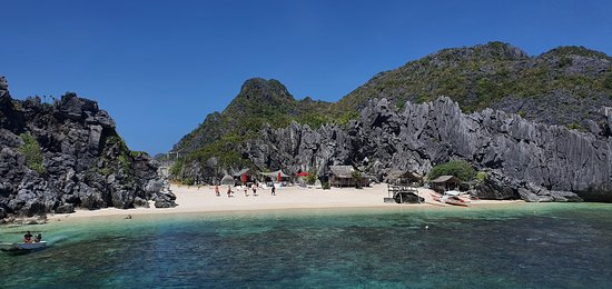 Full Day El Nido Island Frontier Group Tour B: Star Beach - Private Island