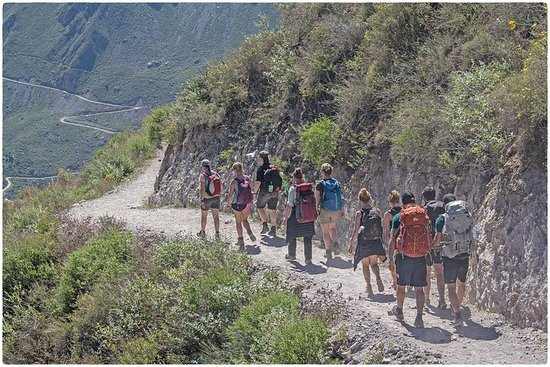 colca峡谷徒步旅行2天1夜