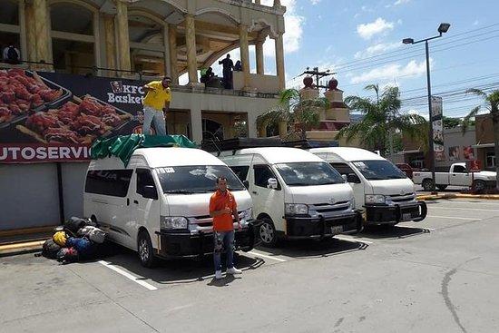 Navette / bus de La Ceiba (Utila & Roatan) à Leon, Nicaragua