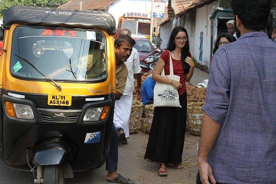 Tour Tuk Tuk em Calicut com contador de histórias por Tyndis