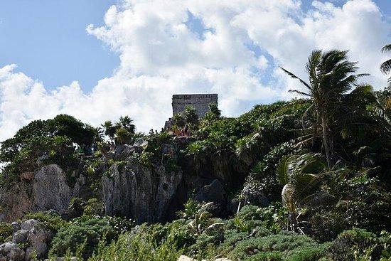 Tour 4 em 1 - Cenote, Tulum, Coba e...