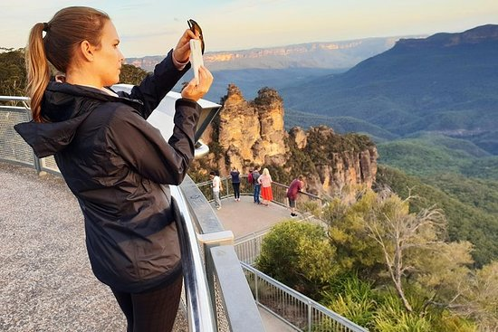 Blue Mountains, Waterfalls, Bushfire...