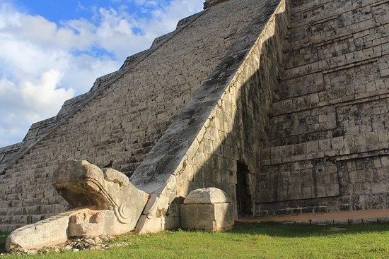 Klassisk tur Chichen Itza, Cenote og...