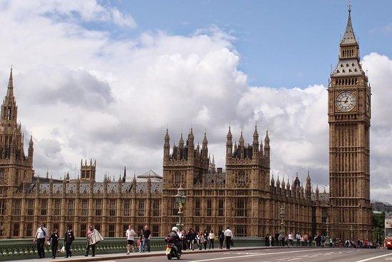 首次来访者伦敦,驾车/黑色出租车/ MPV /范/小巴