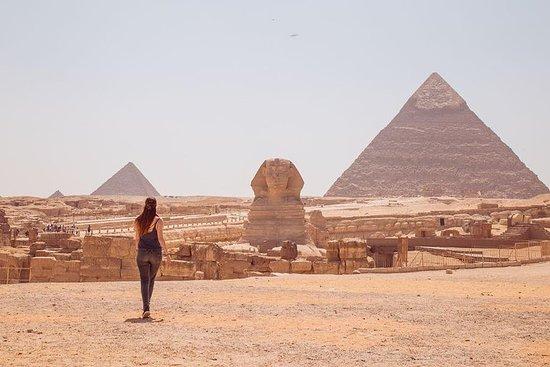 GIZA金字塔,孟菲斯市和SAKKARA金字塔全日遊