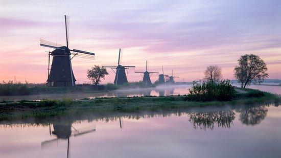 Kinderdijk Fotografie