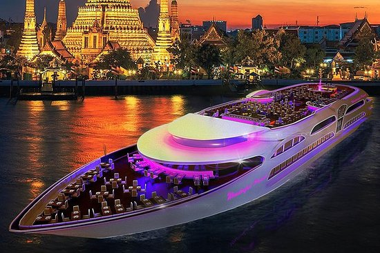 Evening Chaophraya Dinner Cruise With Transfer