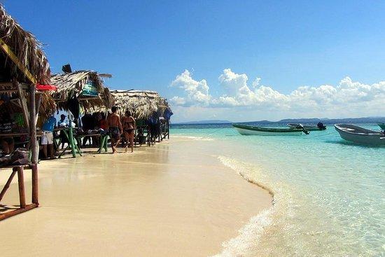 Visite privée d'une journée à Paradise Island - Cayo Arena