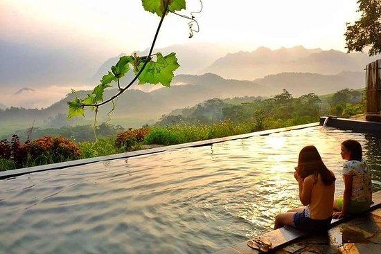 Pu Luong 3 dagers tur fra Hanoi med Hieu Foss, Infinity Pool, Full...