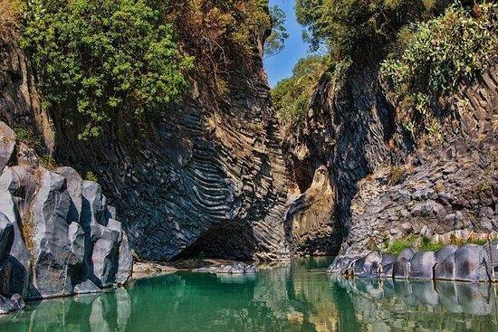 Gargantas del Etna / Alcantara