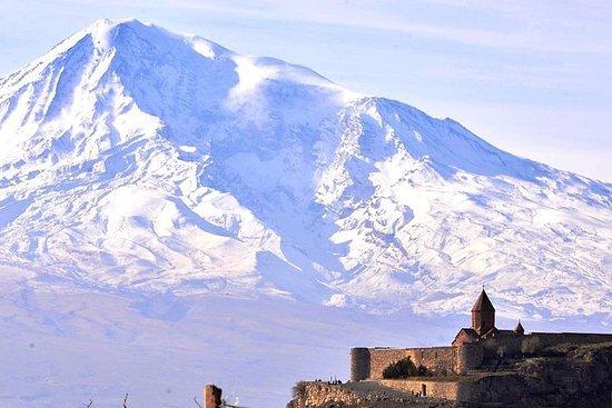 開明的亞美尼亞之旅(埃米亞欽,霍爾·維拉普,諾拉萬克,阿雷尼)