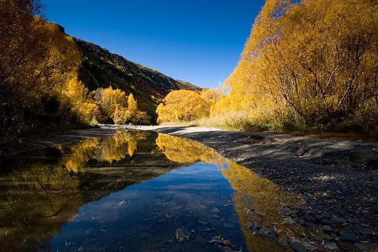 Dagtocht - Glenorchy en Arrowtown ...