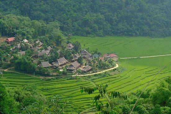 Pu Luong naturreservat 2 dagar 1 natt ...