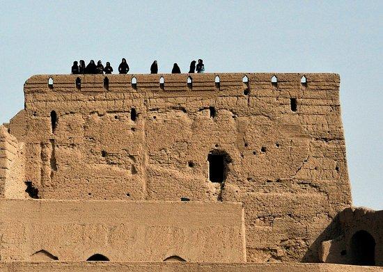 Meybod, Iran: Мейбод. Наринская крепость
