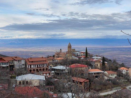 Kakheti wine region full day tour from Tbilisi: Sighnaghi Region