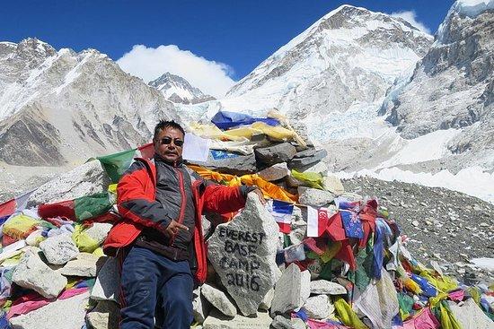14 jours Everest Trek