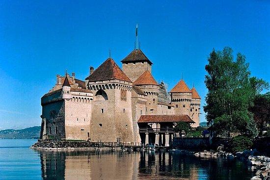 Lausanne, Vevey, Montreux Riviera og Chillon Castle Privat tur