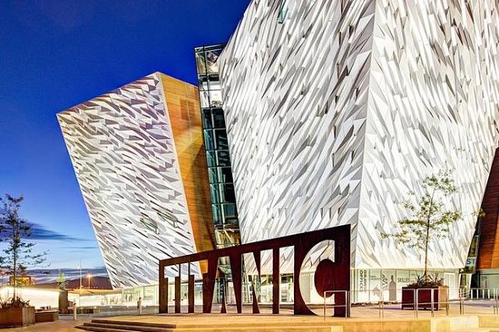 Titanic Belfast-Eintrittskarte...