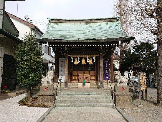 Higashi Rinkan Shrine