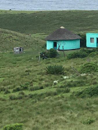 Mdumbi, South Africa: Transkeibehausung