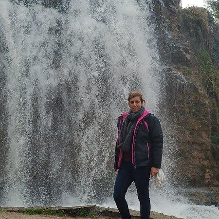 Cascada de Muel febrero'20