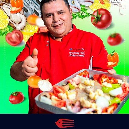 Atakan chef