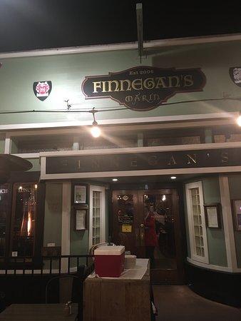 Finnegan's Grant Avenue Novato.