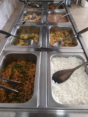 Minas Novas: Comida típica