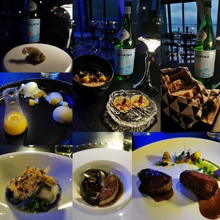 highly recommend 0rinea sky dining and bar.