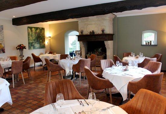 Rucphen, Nederland: Restaurant