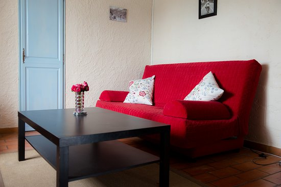 Fitou sitting room