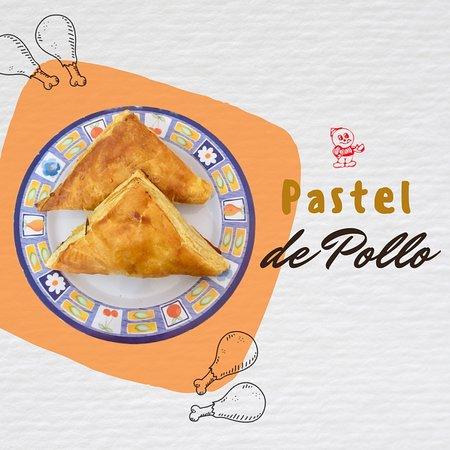Μπογκοτά, Κολομβία: Amamos nuestro pastel de pollo, 🧡 seguramente está entre tus favoritos 🤤  Siempre los encontraras frescos y preparados con todo el amor y dedicación que tú te mereces.