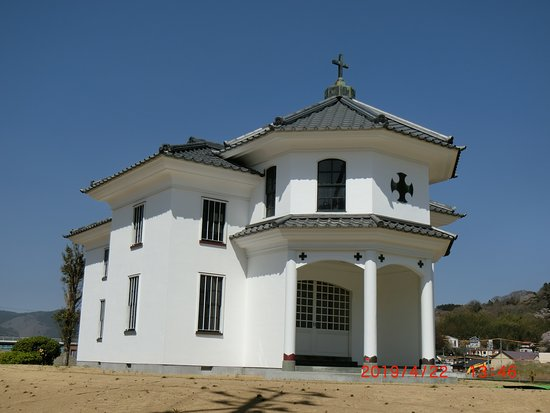 Old Ishinomaki Orthodox Church