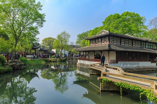 Suzhou and Tongli Discovery Tour with...