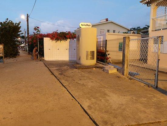 Martinik: Showers