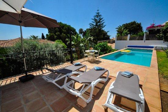 Costa Tropical, สเปน: vakantiehuis tot 8 personen CASA AMARILLA BLANCA contact: stefaan.blancke@telenet.be