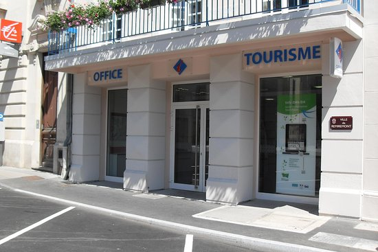 Office de Tourisme - Bureau de Remiremont