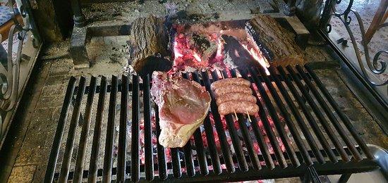 Attimis, Italia: la griglia