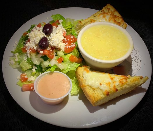 Soup and Salad Lunch Special